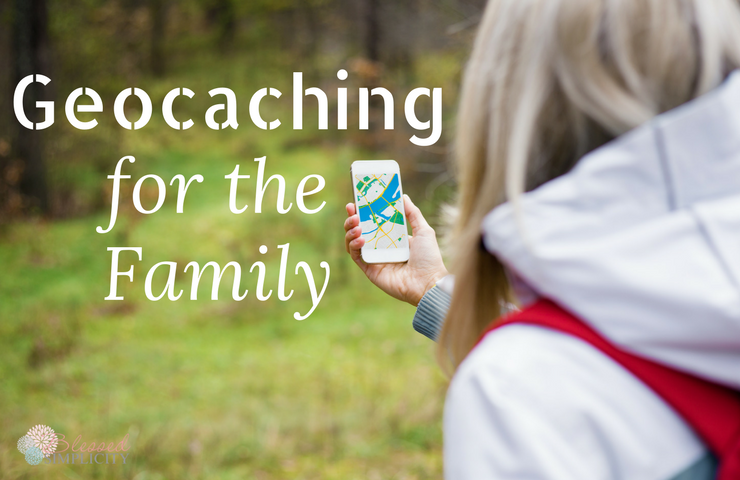 Free Family Geocaching Printable Notebook Pages