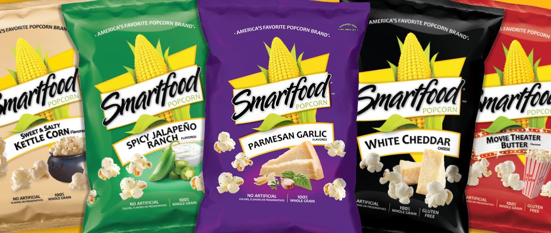 Kroger Free Friday Download: Smartfood Popcorn
