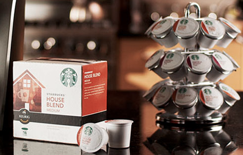 Free Starbucks K-Cups Sample Pack