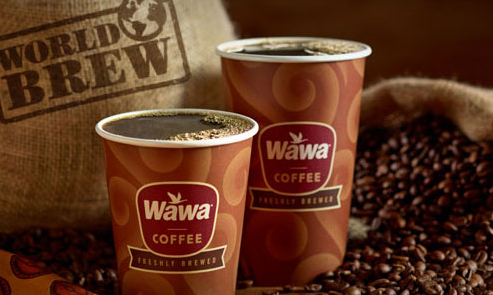 Wawa: Free coffee on April 13, 2017