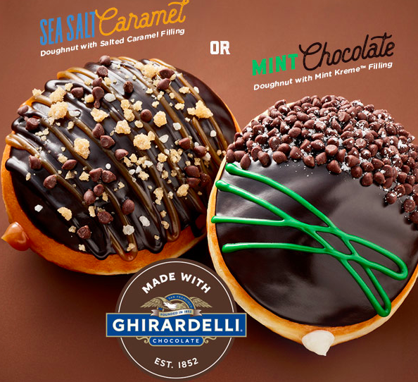 Krispy Kreme: Free Doughnut {today only}