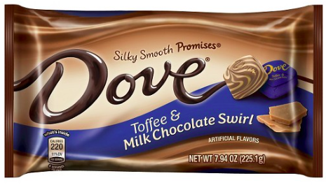 Target: Dove Promises bags just $0.67 each!