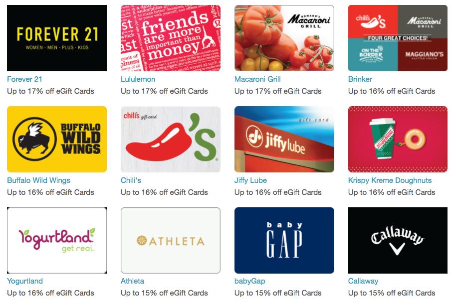 RetailMeNot.com: Get discount eGift Cards to stretch your online ...