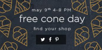 Haagen-Dazs: Free ice cream on May 9, 2017