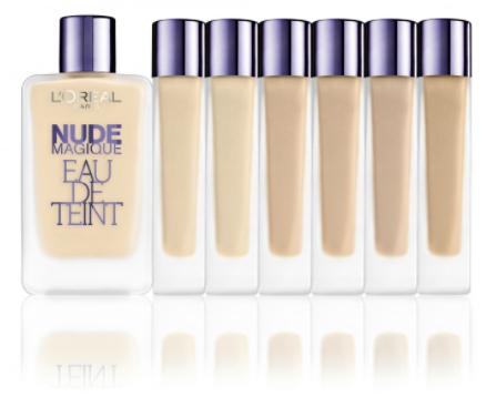 Toluna: Possible Free L'Oreal Nude Magique Eau de teint