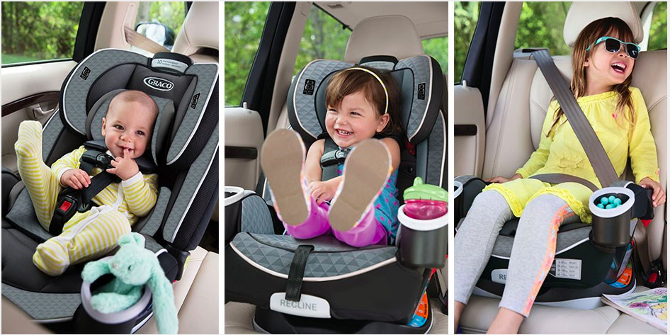 Target: Get 20% off for trading in used car seats
