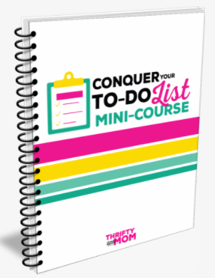 Free Conquer Your To-Do List Mini Course