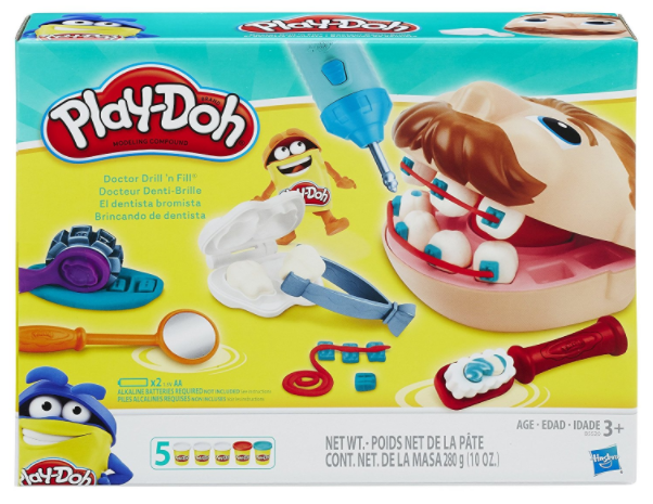 Amazon.com: Play-Doh Doctor Drill 'n Fill for just $9.62!