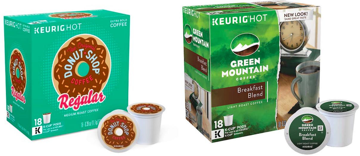 Target: Buy 2, Get 1 Free Coffee K-Cups
