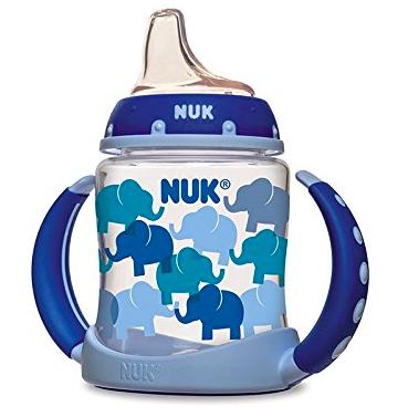 Amazon.com: NUK Fashion Elephants Learner Cup just $2.98!