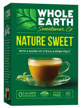 Target: Get Whole Earth Sweetener for free plus overage!