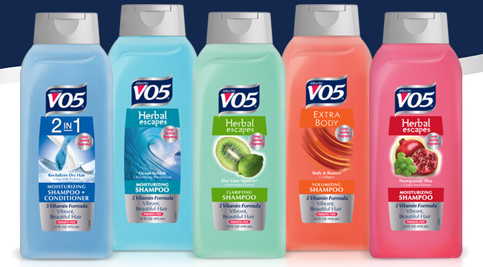 Possible Free VO5 Family Size Shampoo or Conditioner