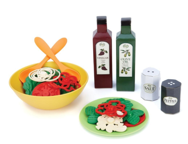 Amazon.com: Green Toys Salad Set just $6.72!