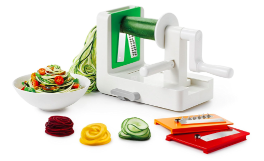 Amazon.com: OXO Good Grips 3-Blade Spiralizer with StrongHold Suction just $29.99!