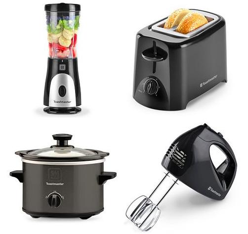 Kohls.com: Get Toastmaster Appliances for just $1.65 after Kohl's Cash and rebates!
