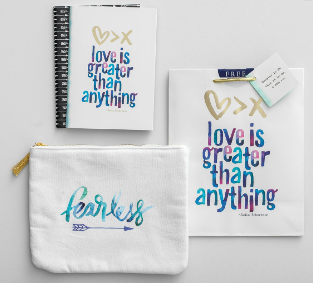 DaySpring: Love is Greater Than Anything Gift Set for just $10 shipped!