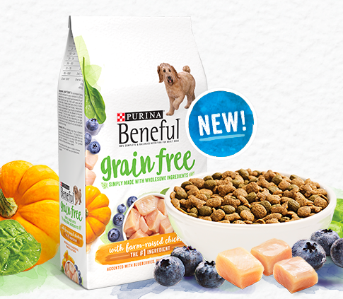 Free Purina Beneful Dog Food sample