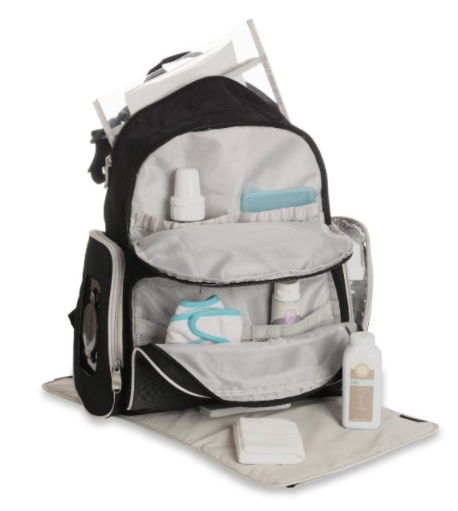 Amazon.com: Graco Smart Organizer Backpack Diaper Bag just $22.92!