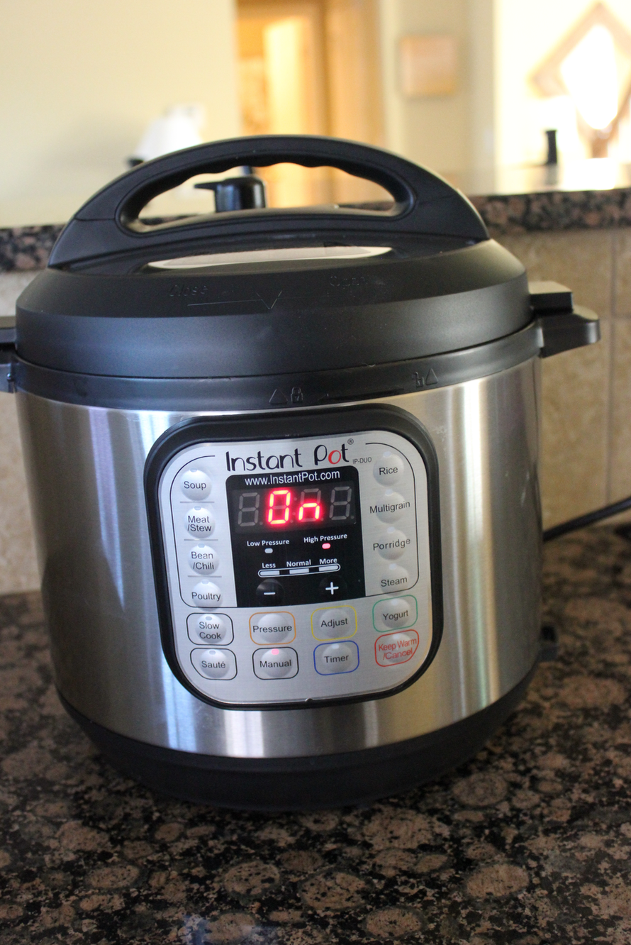 If You Want To Serve The Rice Right Away And Don't Want To Wait For The  Natural Pressure Release, Here How To Do That: