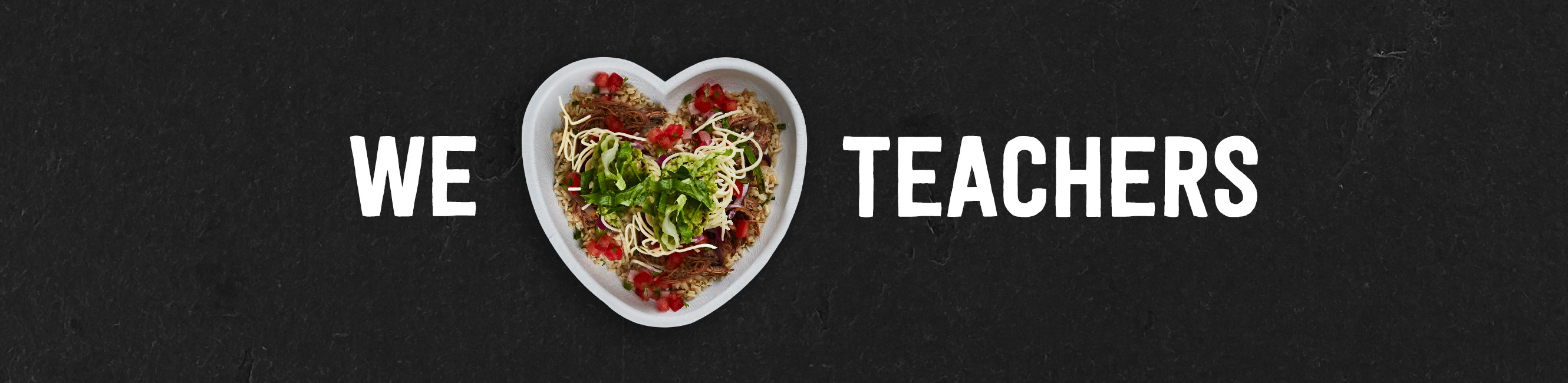 Chipotle: Buy One, Get One Free for Educators on May 2, 2017