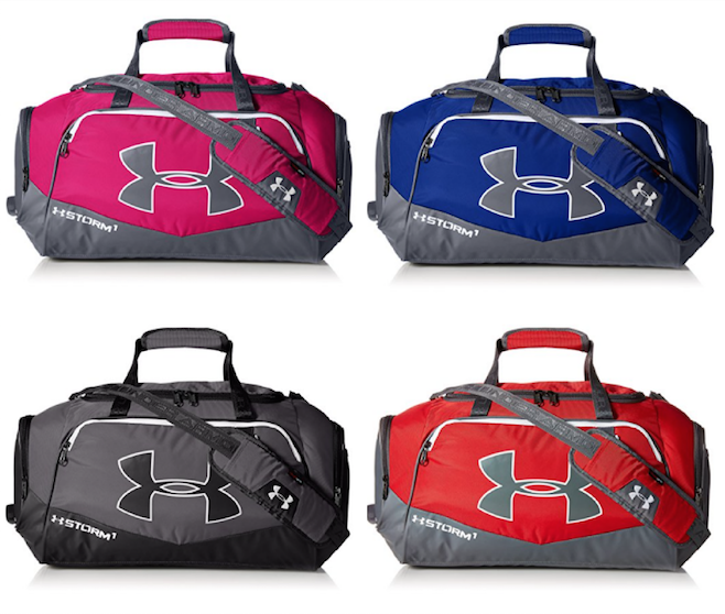 Amazon.com: Under Armour Storm Duffle just $23.99!