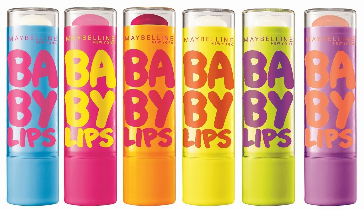 CVS: Maybelline Baby Lips just $0.50!
