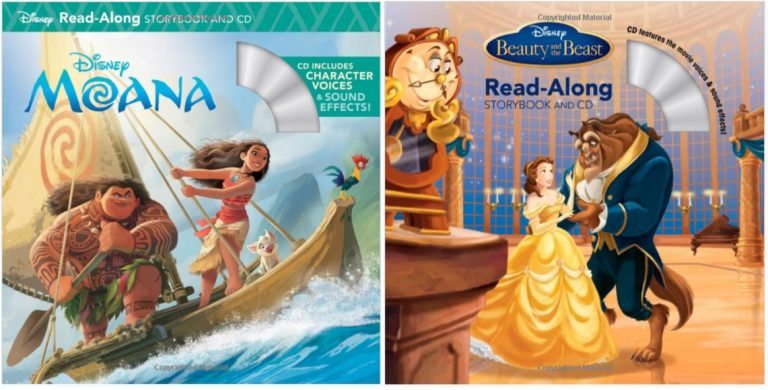 Amazon.com: Disney Read-Along Storybook and CD Sets as low as $3.73!