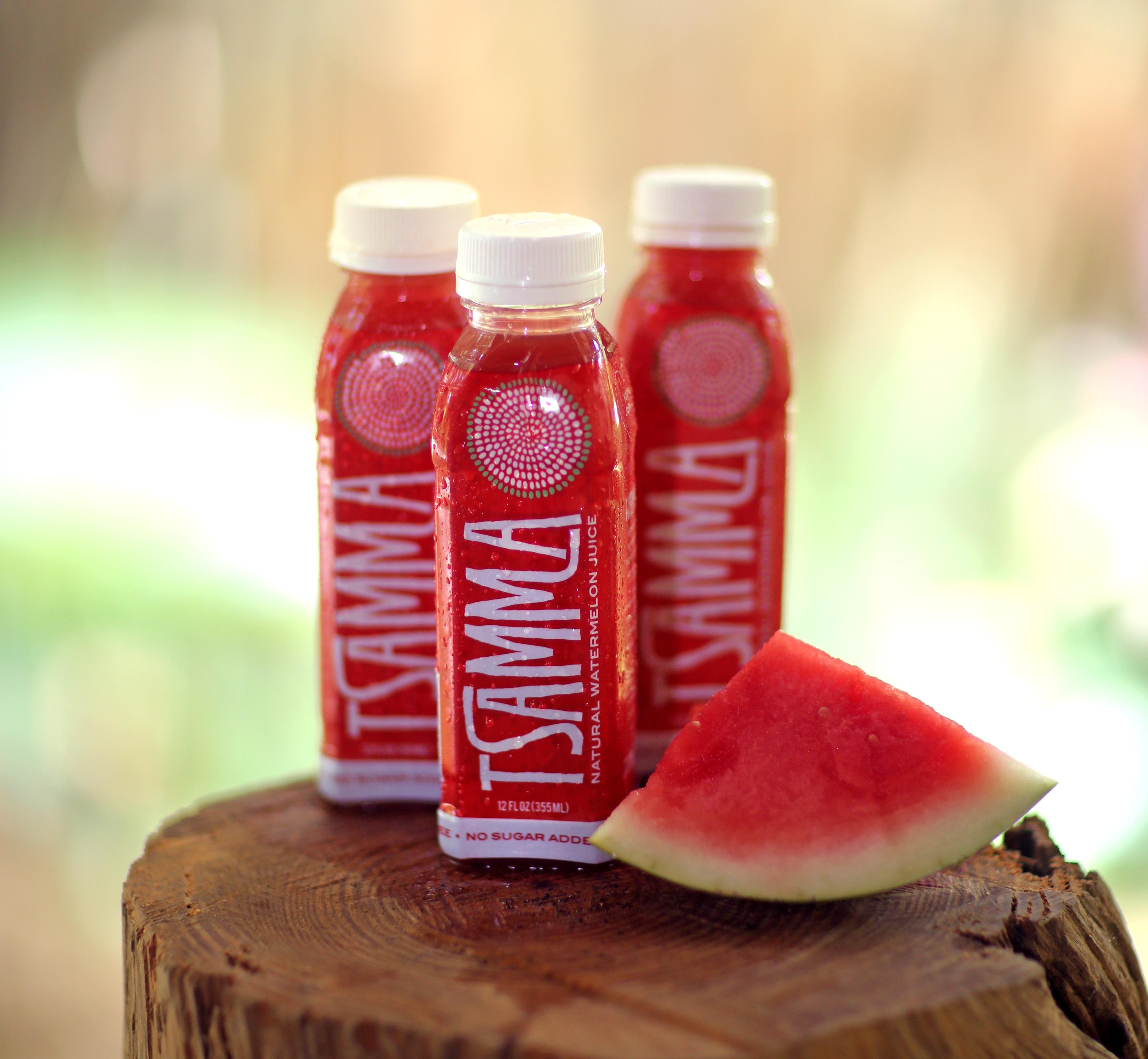 Free Bottle of Tsamma Watermelon Juice