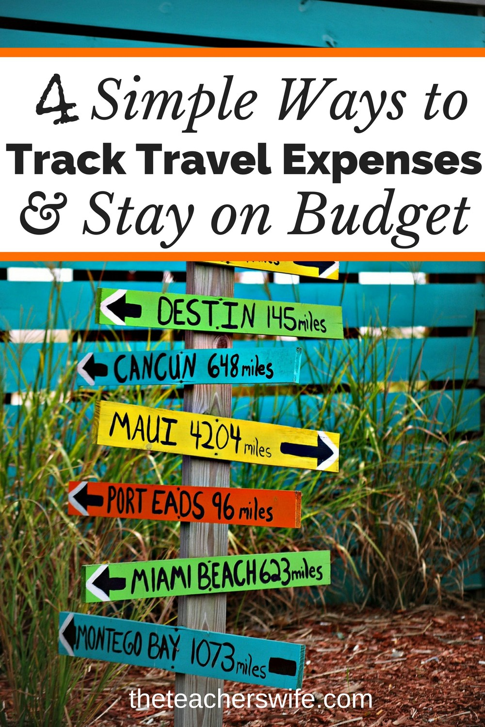 free printable travel expense budget tracker money saving mom