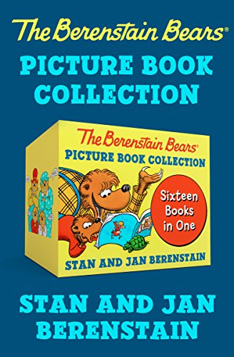 Amazon.com: The Berenstain Bears Picture Book Collection Kindle Edition just $3.99!