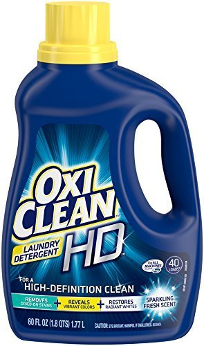 New $3/1 OxiClean Laundry Detergent Printable Coupon = $0.99 at Walgreens & Rite Aid!