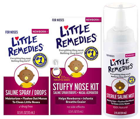 New $2/1 Little Remedies Printable Coupon = Little Remedies Stuffy Nose Kit just $1.49 at Walgreens!
