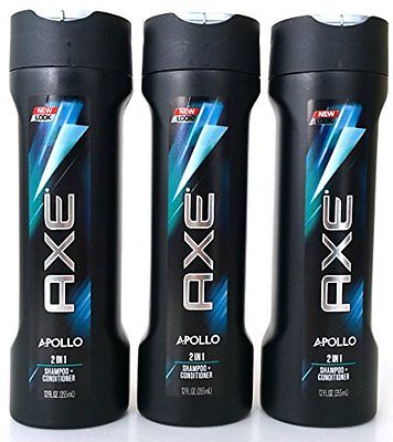 Walmart: Free Axe 2-in-1 Shampoo and Conditioner
