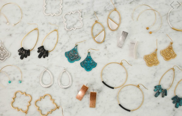 Cents of Style: Get two pairs of earrings for just $12 shipped!