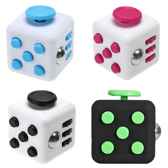 Amazon Has Several Fidget Cubes Marked Down As Low 221 This Is Such A Great Price
