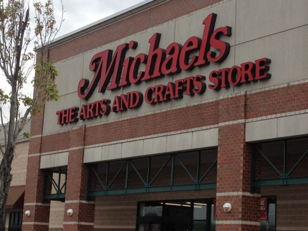 Michaels: 20% off entire purchase today (including sale items!)