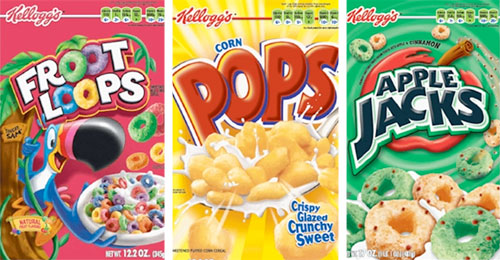 Walgreens: Get Kellogg's Cereals for just $0.68!