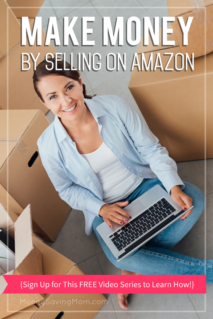 How to Make Money from Home with an Amazon FBA Business (Free Video Series!)