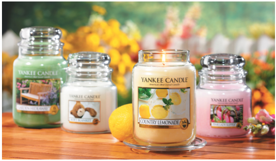 Yankee Candle Coupon: Buy One, Get Two Free Candles