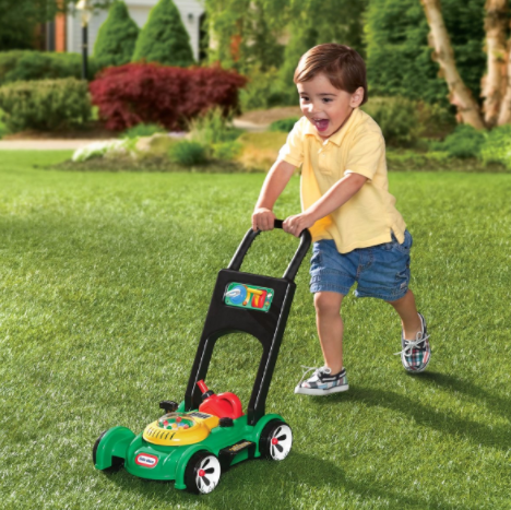 Amazon.com: Little Tikes Gas 'n Go Mower for just $14.99!