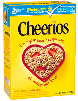 New $1/1 Cheerios printable coupon = $0.99 at CVS!