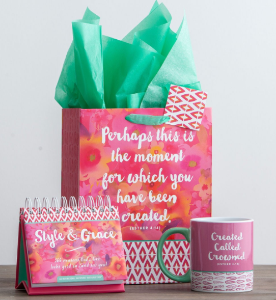 DaySpring: This is the Moment Gift Set for just $10 shipped!