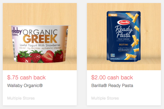 Ibotta: Save on Annie's, Barilla, Simply 7, Coffeemate, Similac, plus more!