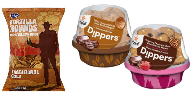 Kroger Free Friday Download: Yoplait Dippers and Tortilla Chips