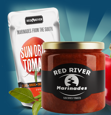 Free Red River Marinade Sample