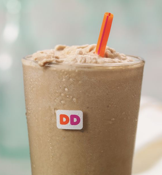 Dunkin Donuts: Free Frozen Coffee Sample on May 19, 2017