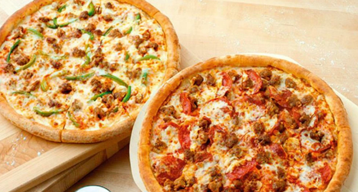 Papa John's: Buy One, Get One Free Pizzas