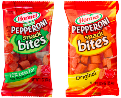 New $1/2 Hormel Pepperoni Coupon = Snack Bites just $0.50 at Target & Dollar Tree!