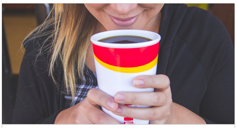 Pilot Flying J Travel Centers: Free cup of coffee for moms!