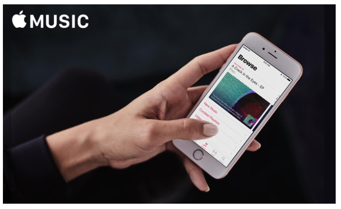 Free 3-Month Trial Subscription of Apple Music